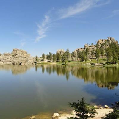 Mirror Perfect Sylvan Lake