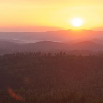 Northern Hills Sunrise