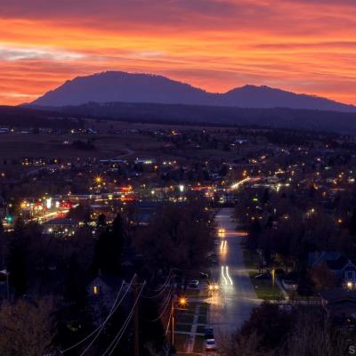 Spearfish Sunset