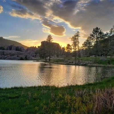Finding Peace at Sylvan Lake