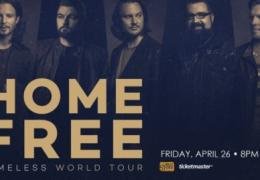 Home Free in Concert
