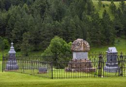 Spearfish Rose Hill Cemetery Walk