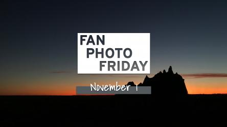 Fan Photo Friday | November 1, 2019
