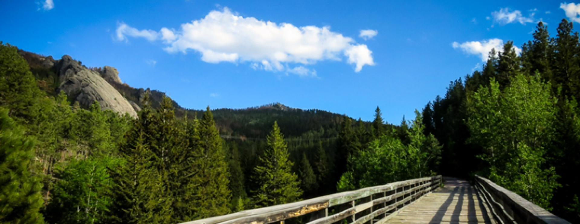 A Family Ride: Hill City to Crazy Horse