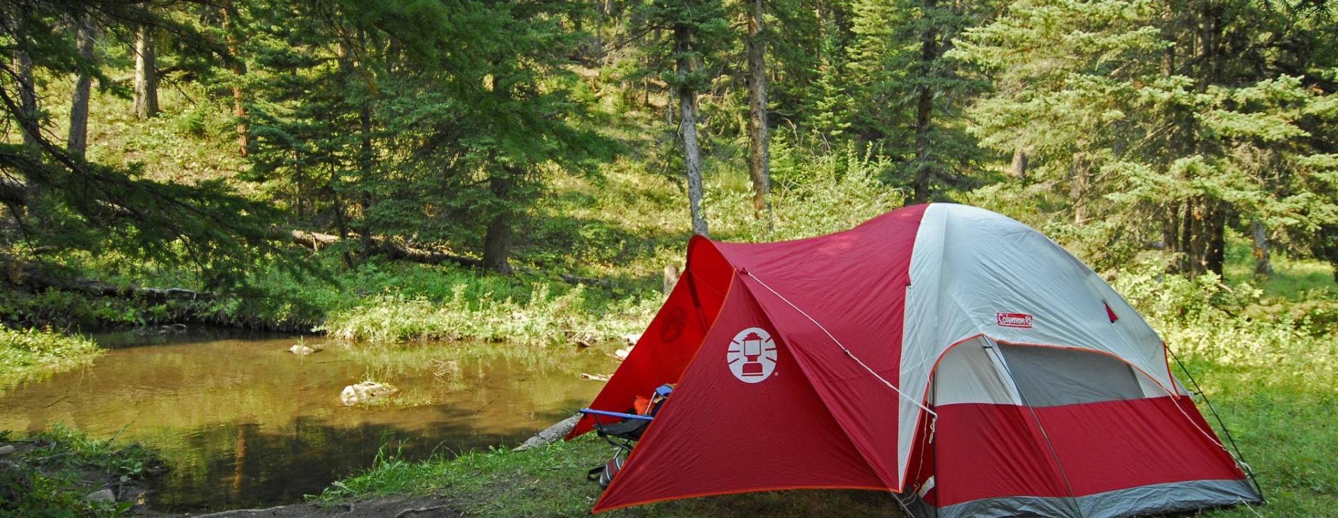 Camping in the Black Hills National Forest