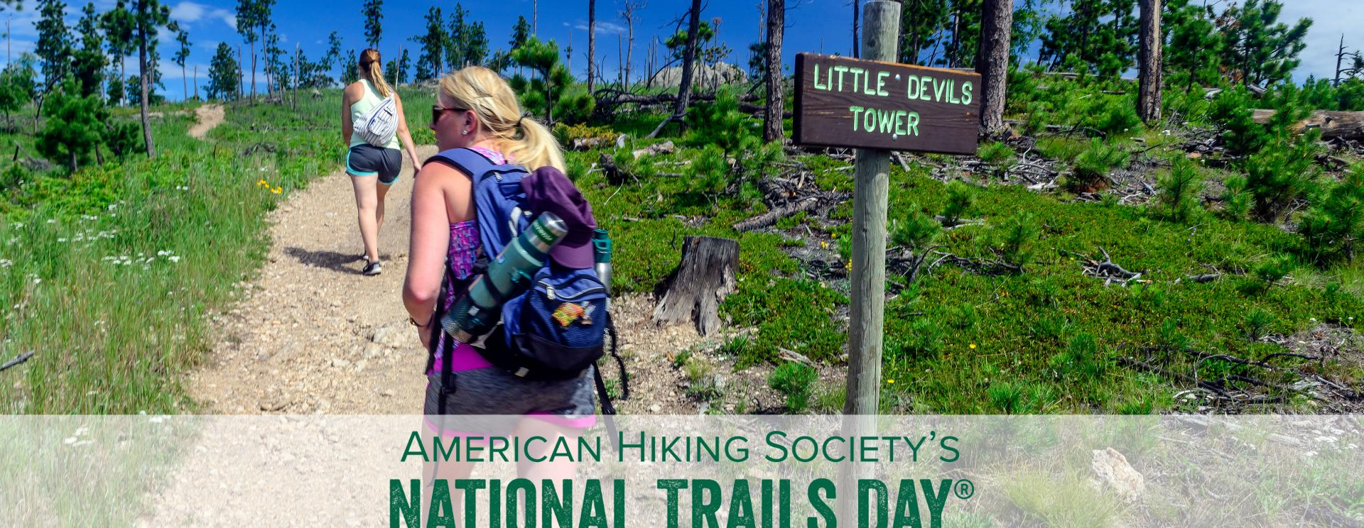 Find Your Trail on National Trails Day 2018