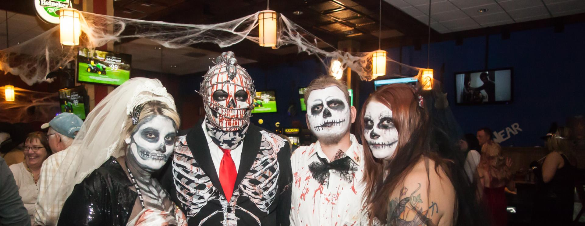 Ghosts and Goblins come out for Halloween Fun in the Black Hills & Badlands