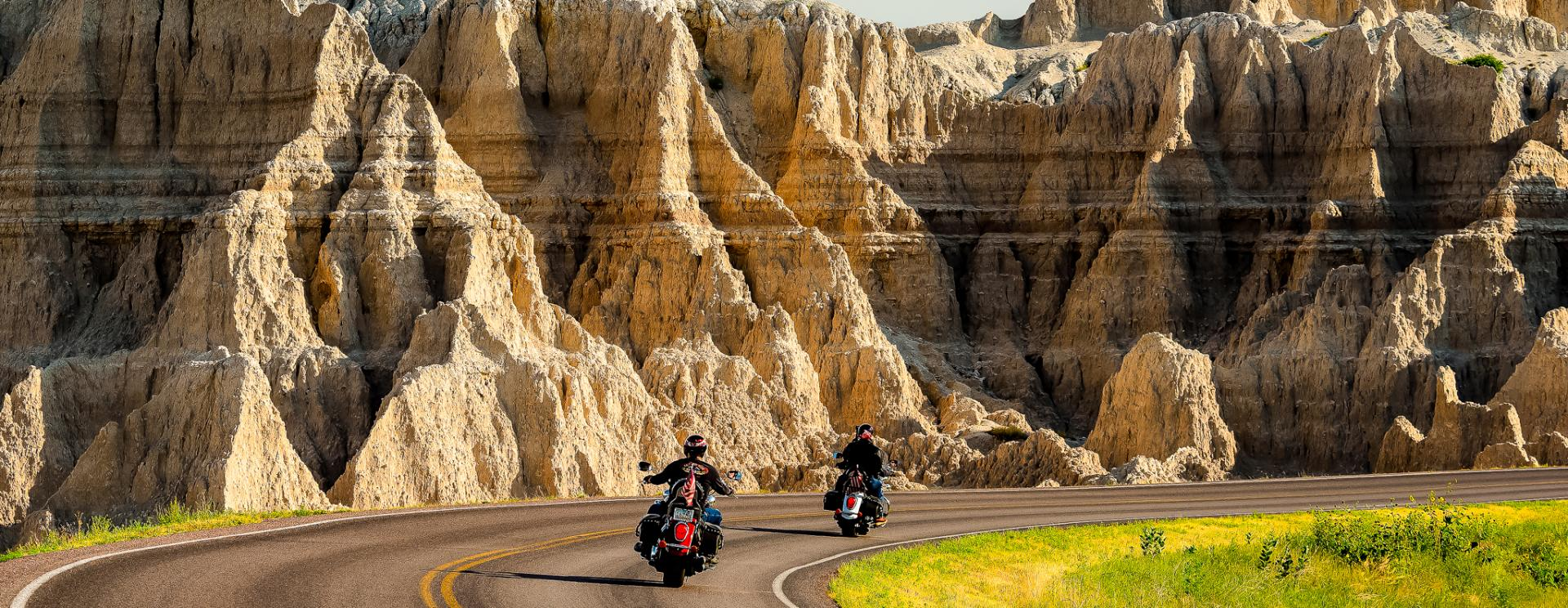 Closing out the Sturgis Motorcycle Rally and Riding into Fall