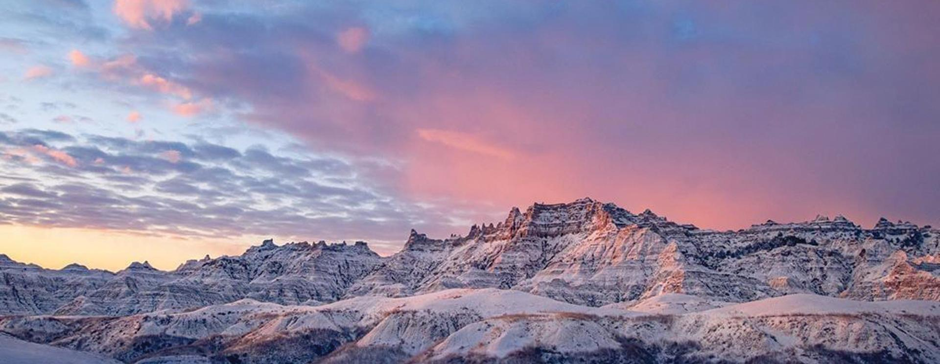 The 5 Most Remarkable Photos of the Black Hills and Badlands in January 2020