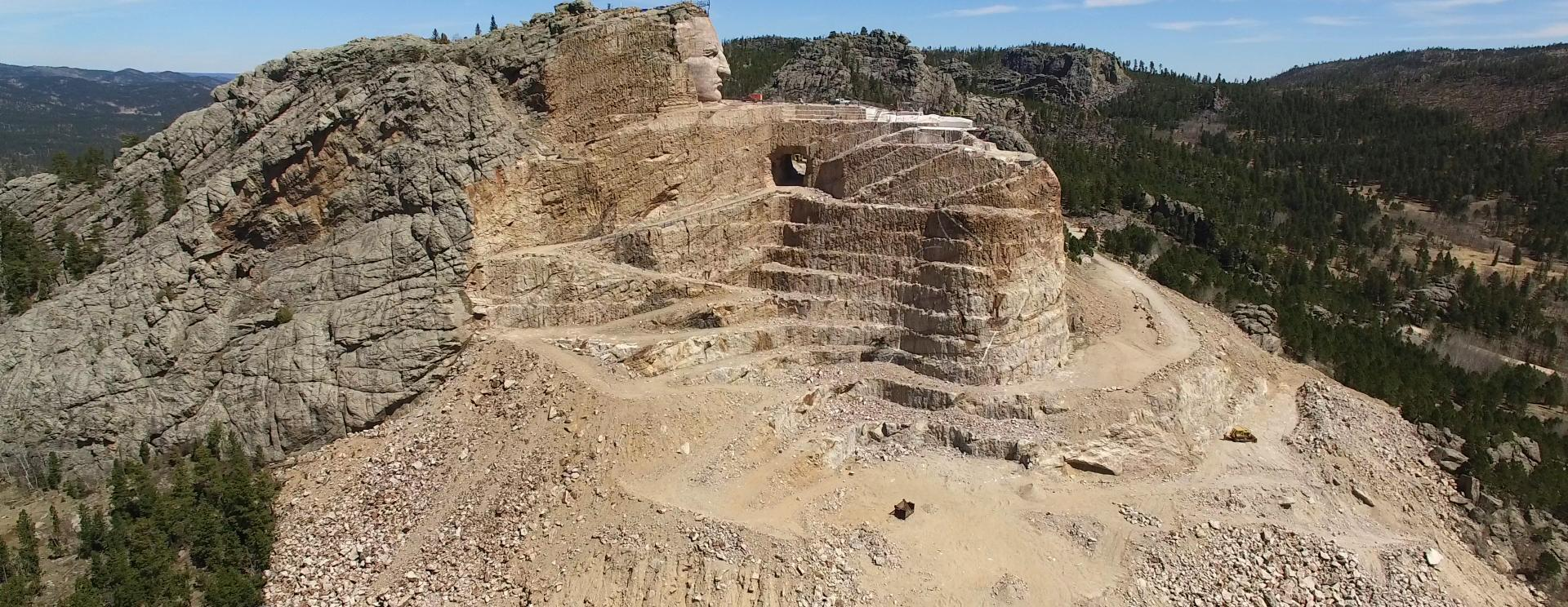 Building a Legacy for Native Americans: The Story of Crazy Horse