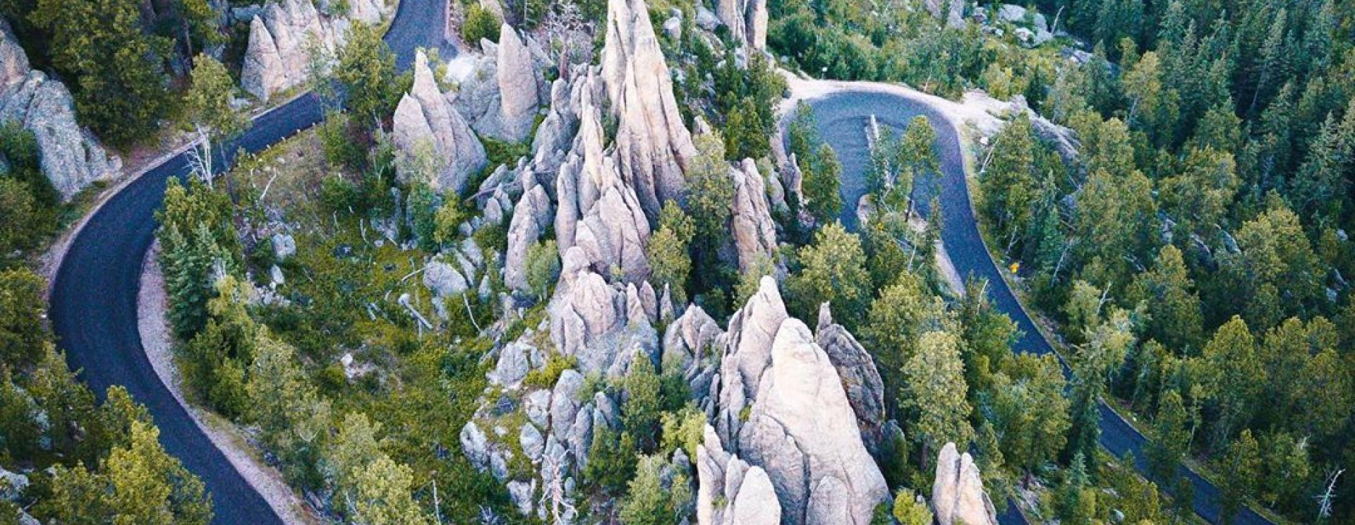 The 5 Most Remarkable Photos of the Black Hills and Badlands in April 2020