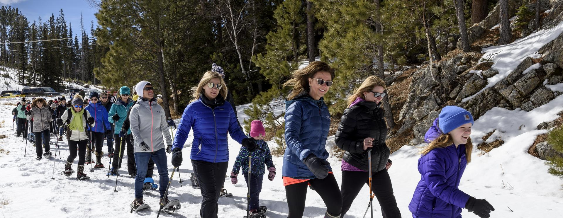 Everything You Need to Know about Snowshoeing in the Black Hills