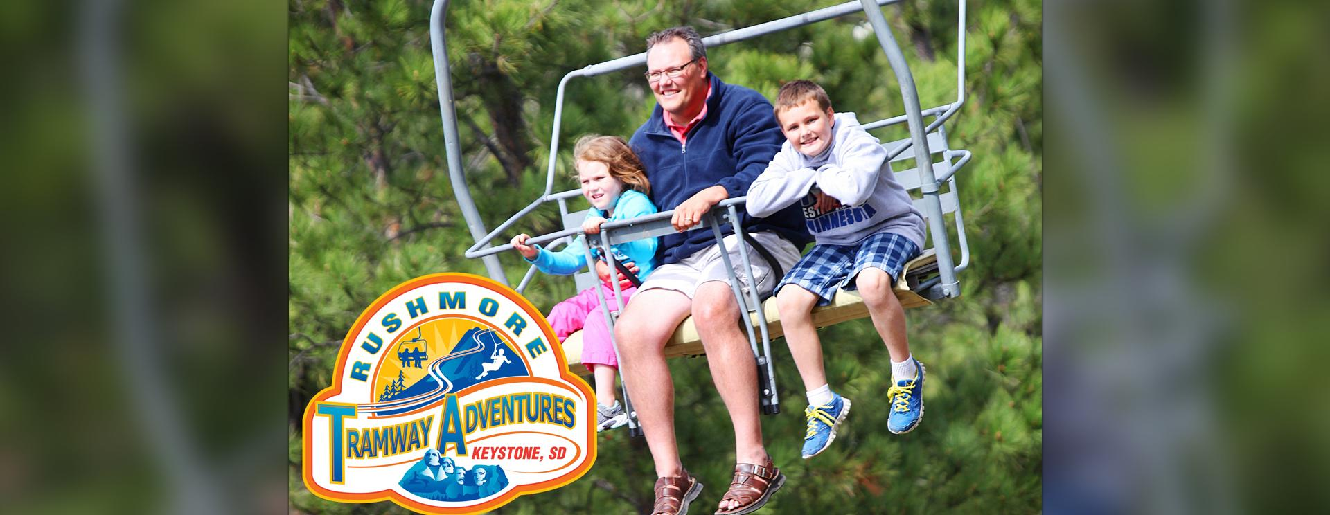 Aerial Adventure Park at Rushmore Tramway Adventures*