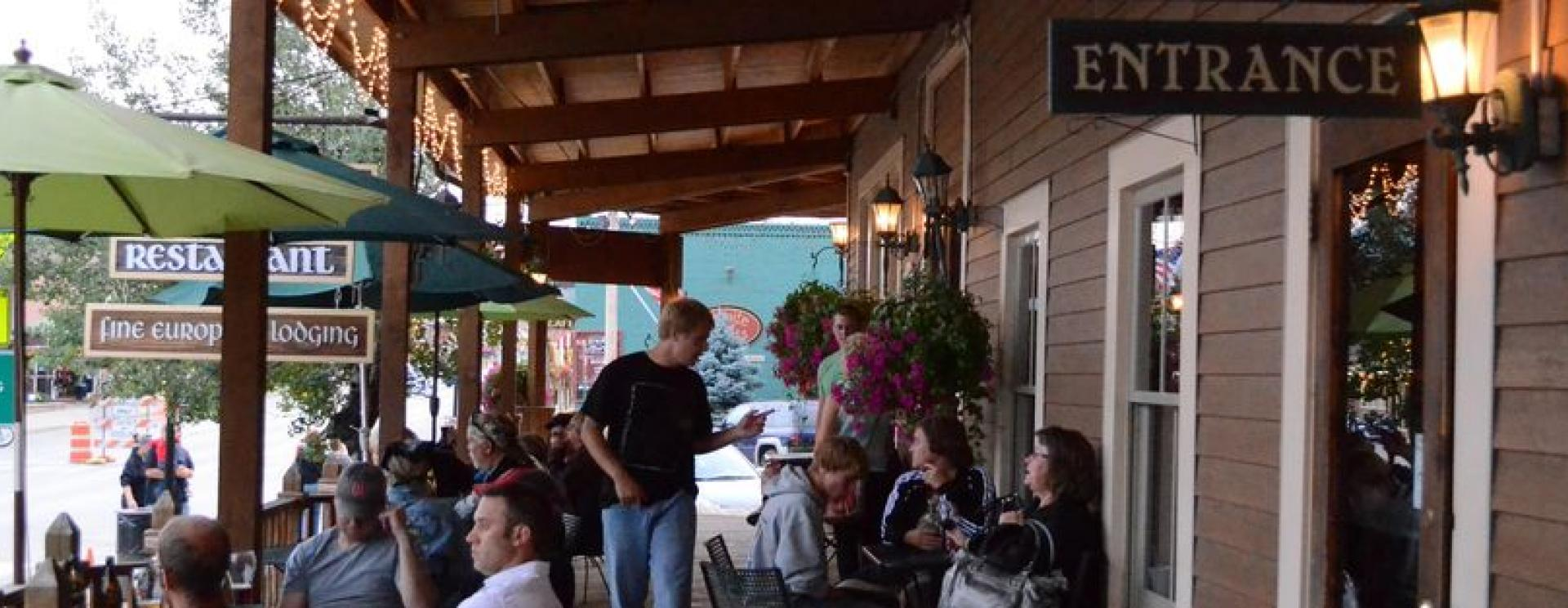 The Alpine Inn Restaurant