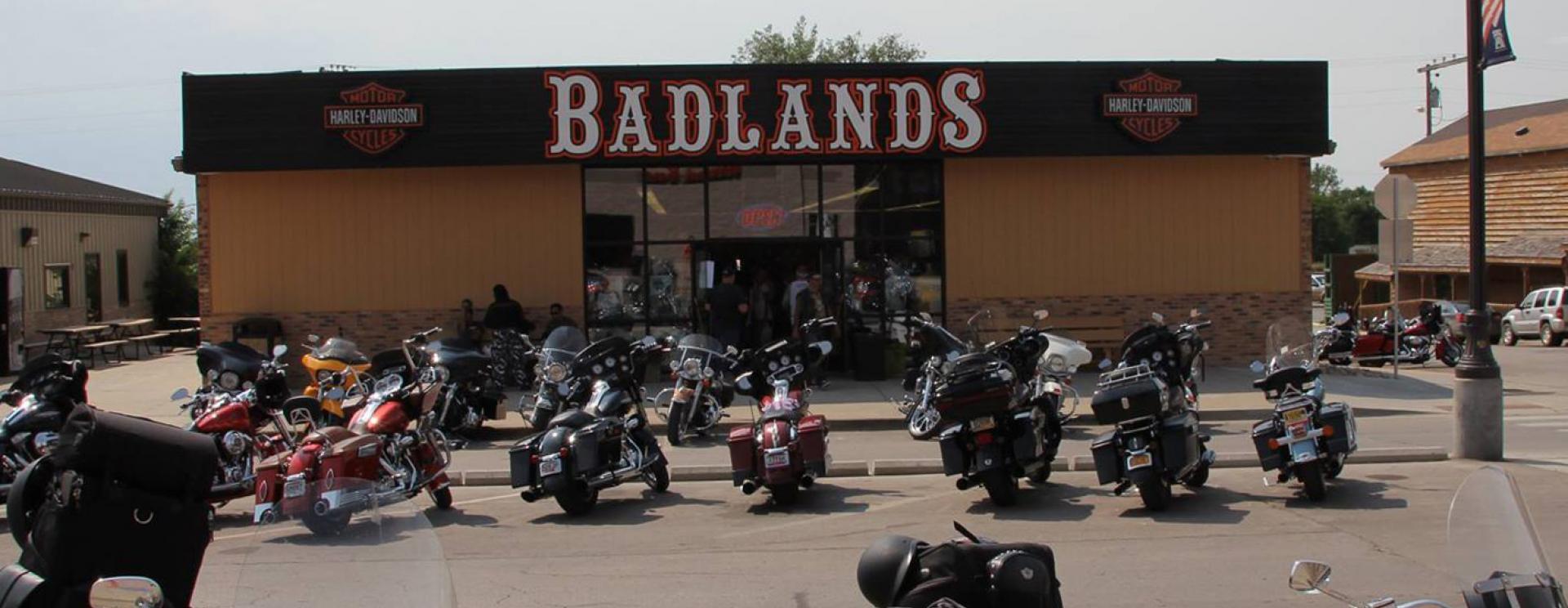 Badlands Harley-Davidson ®