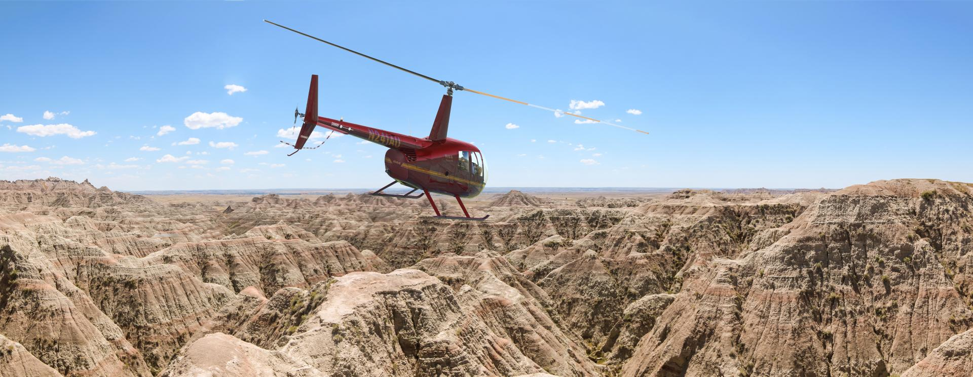Badlands Helicopters