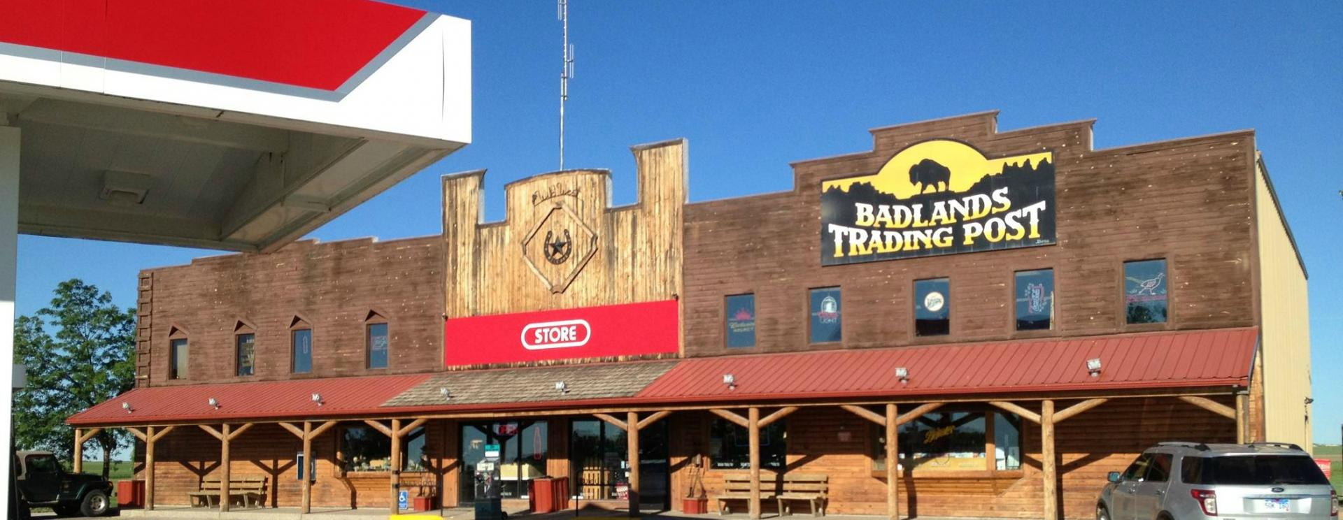 Badlands Trading Post