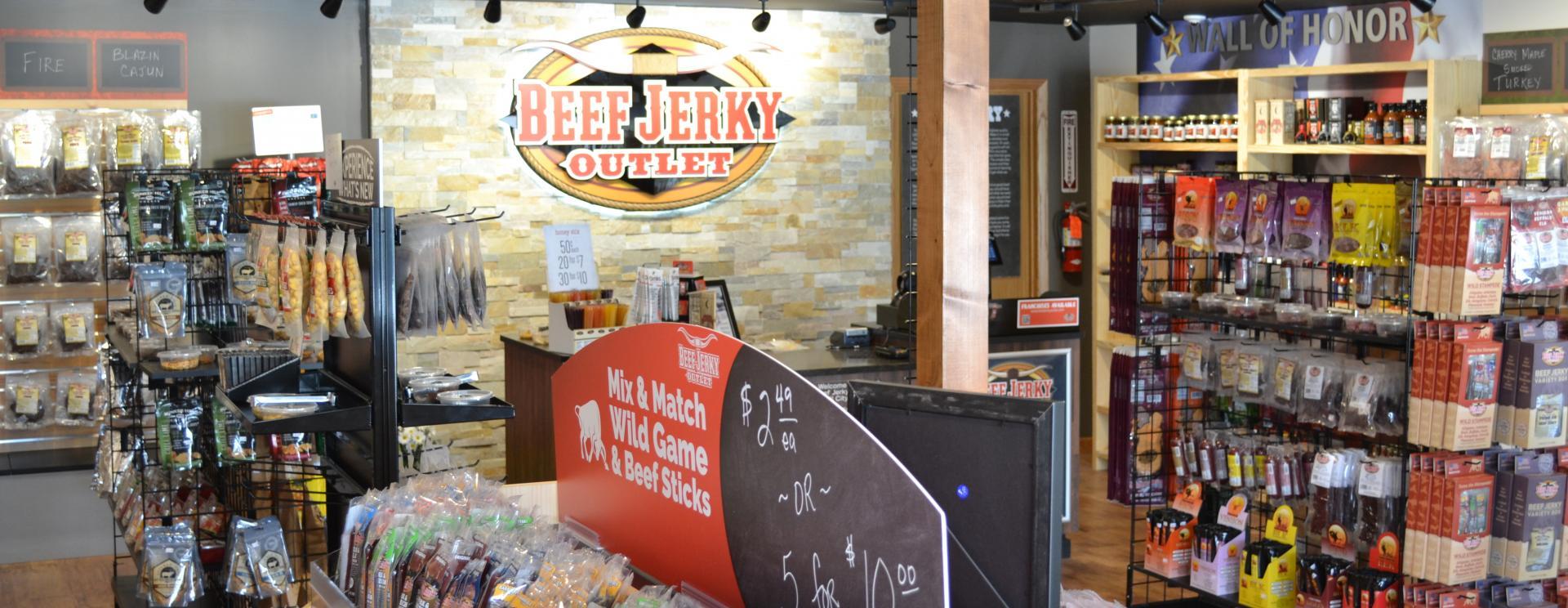 Beef Jerky Experience - Hill City