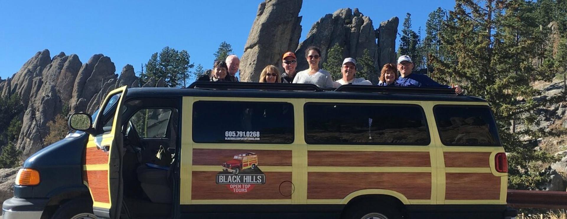 Black Hills Open Top Tours