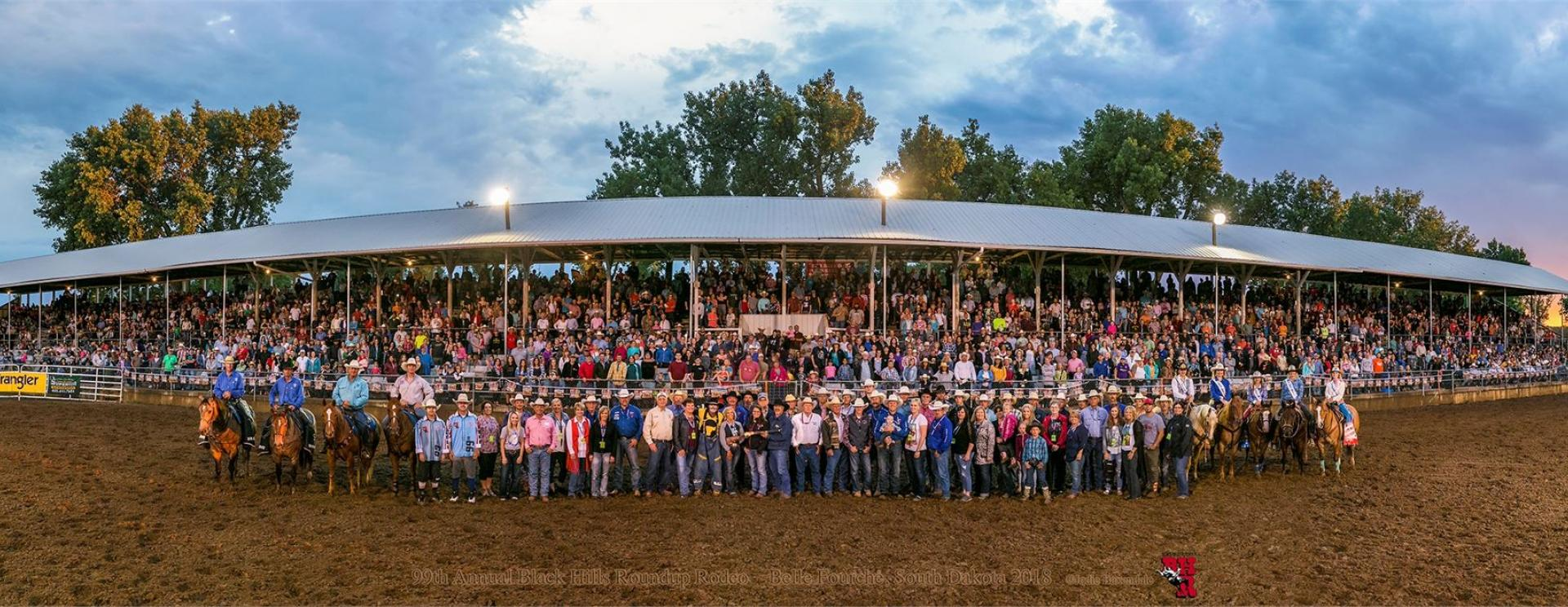 Black Hills Round Up & Rodeo