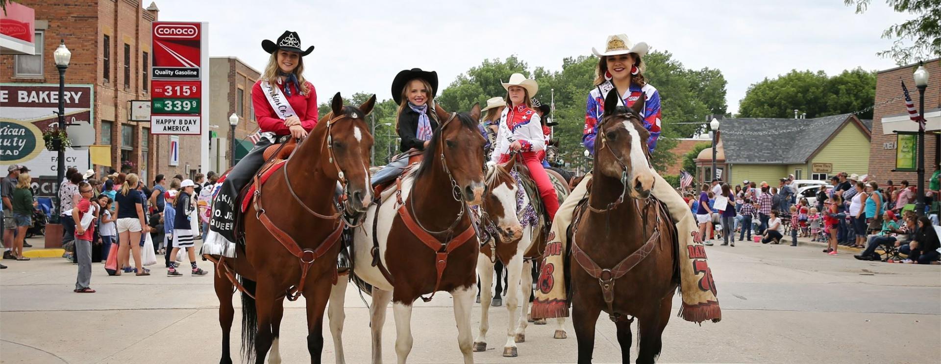Black Hills Roundup & Rodeo