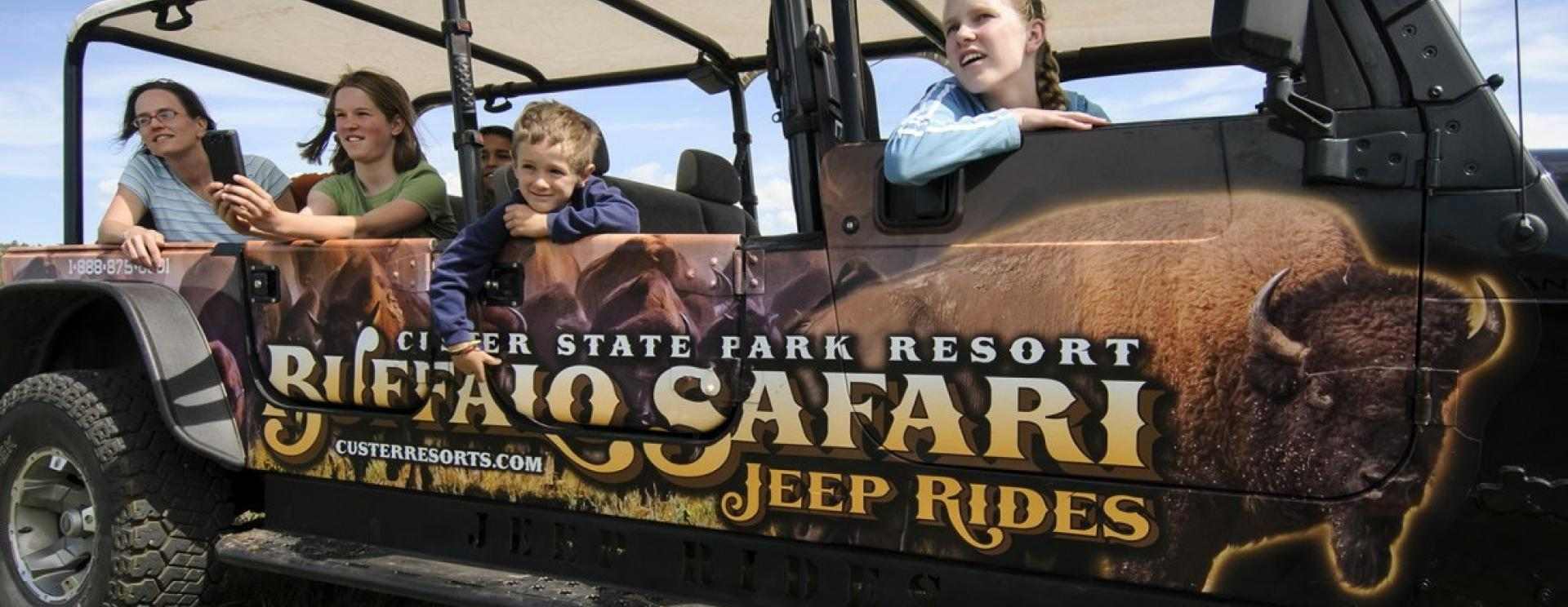Buffalo Safari Jeep Tours