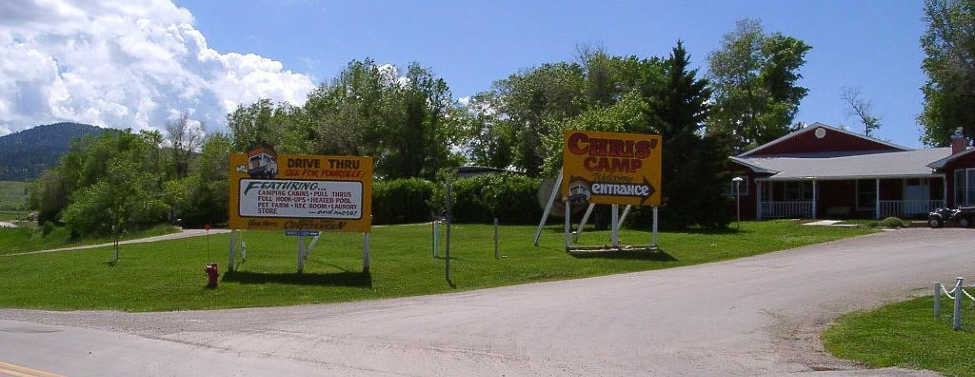 Chris' Campground & RV Park