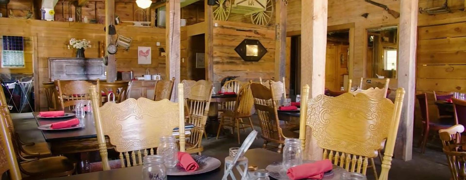 Chute Rooster Restaurant & Bar