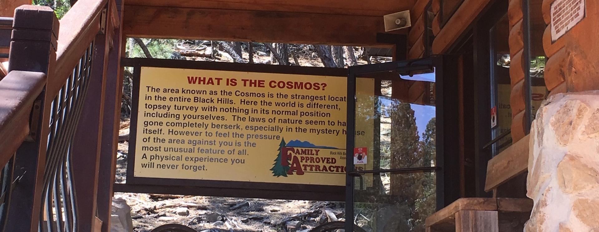 Cosmos Mystery Area