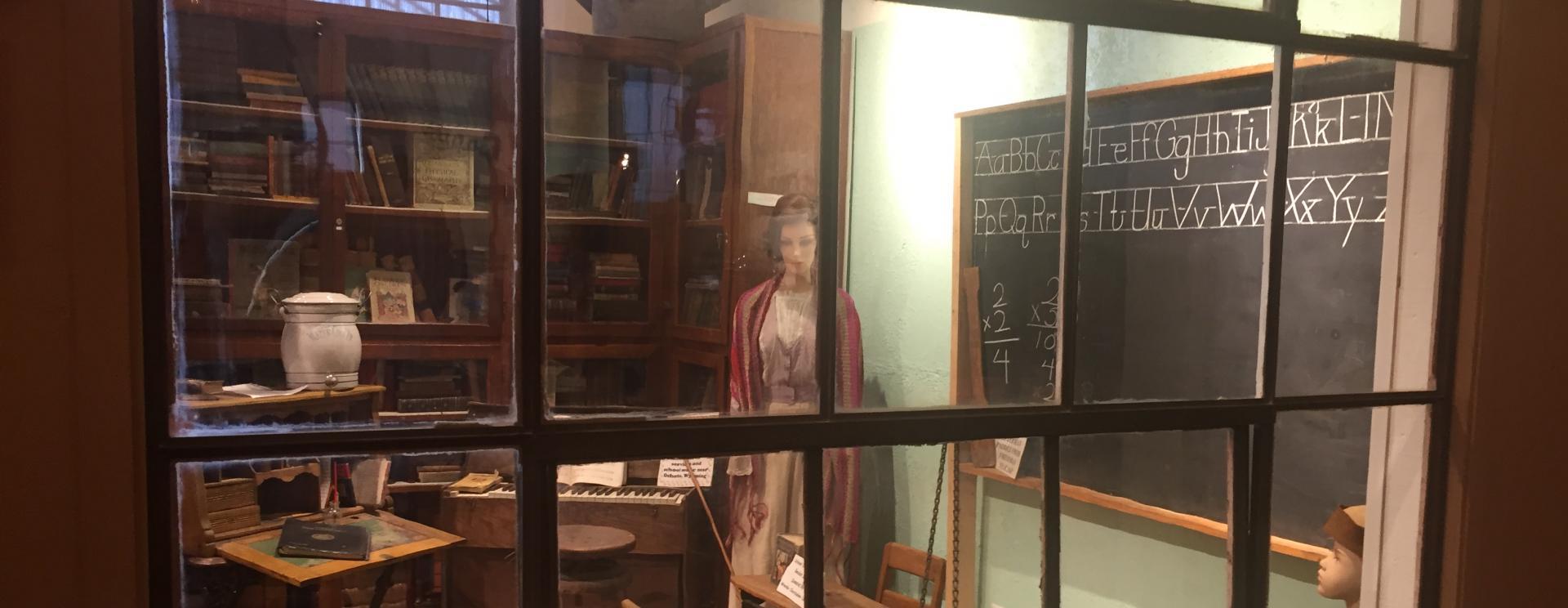 Crook County Museum & Art Gallery