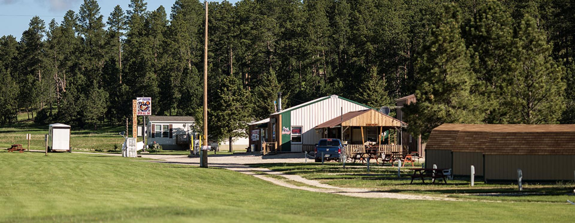 Custer Crossing Campground