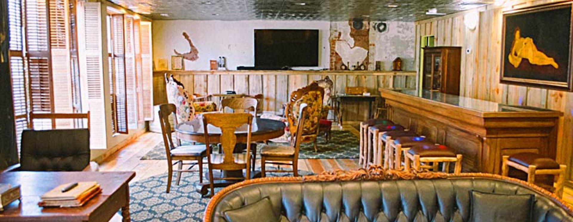 Deadwood Historic Brothel