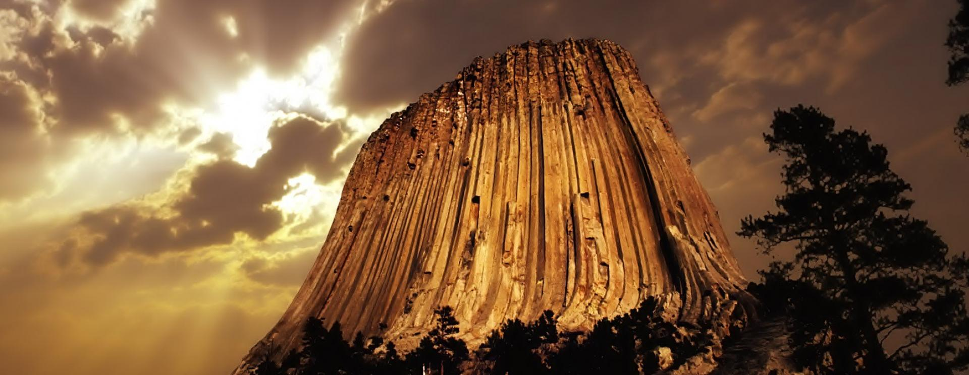 Devils Tower Country - Crook County