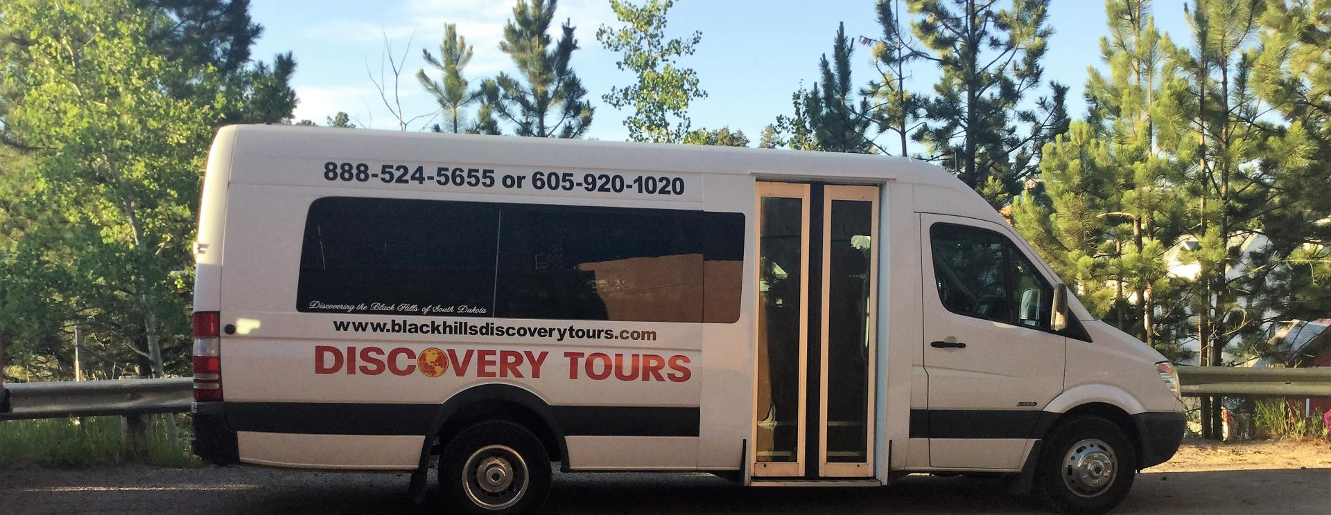 Discovery Tours of the Black Hills