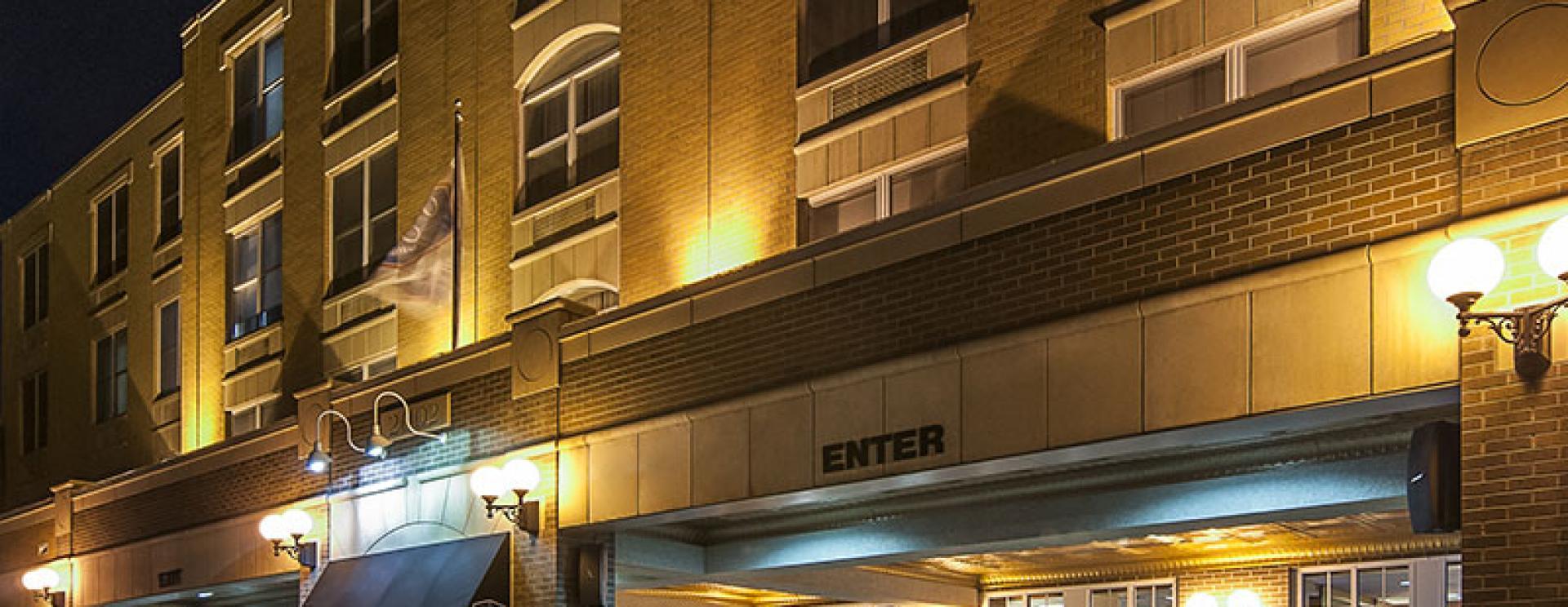 Hampton Inn by Hilton at Tin Lizzie Gaming Resort *