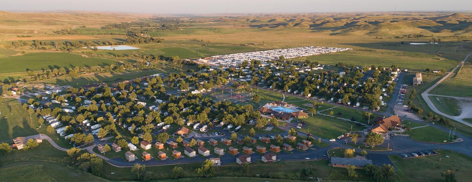 Hart Ranch Camping Resort