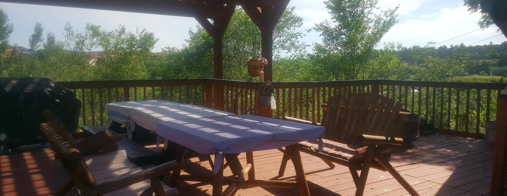 Historic Log Cabin Motel