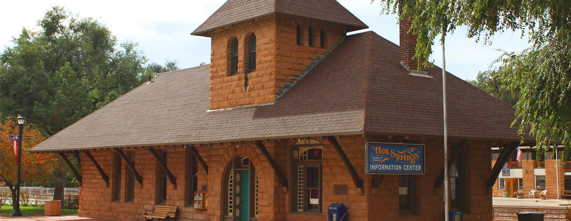 Hot Springs Area Chamber of Commerce