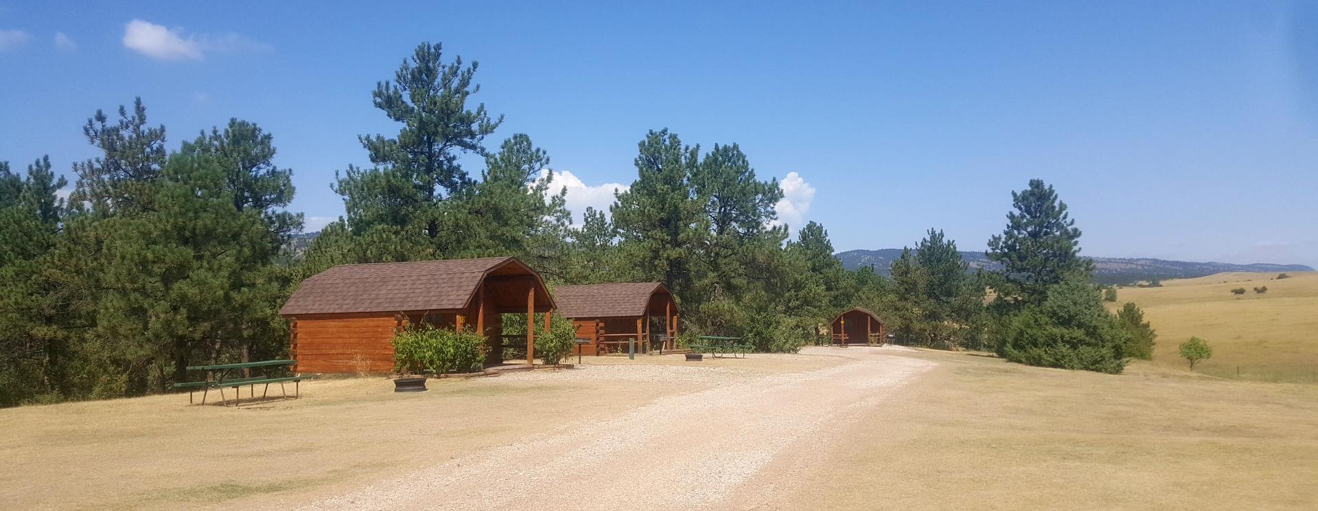 Hot Springs KOA - Black Hills