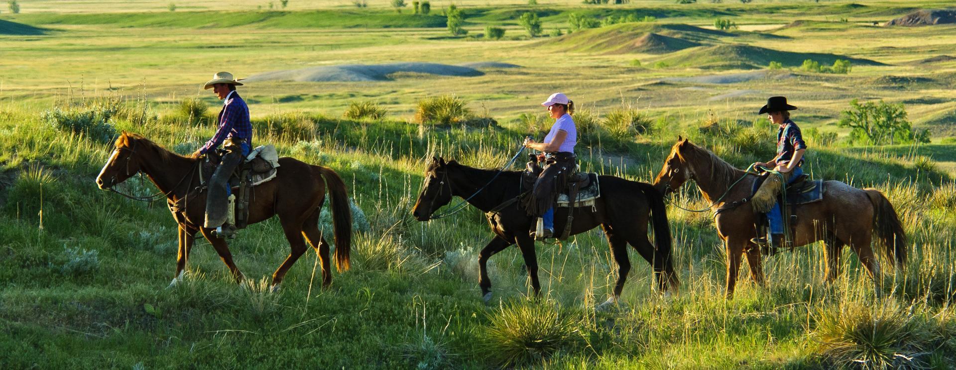 Hurley Butte Horseback