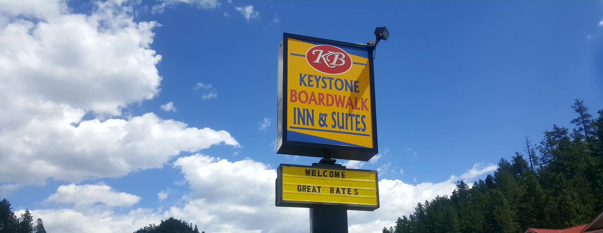 Keystone Boardwalk Inn