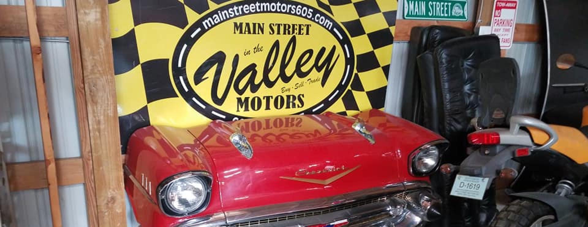 Main Street Classic Car Museum