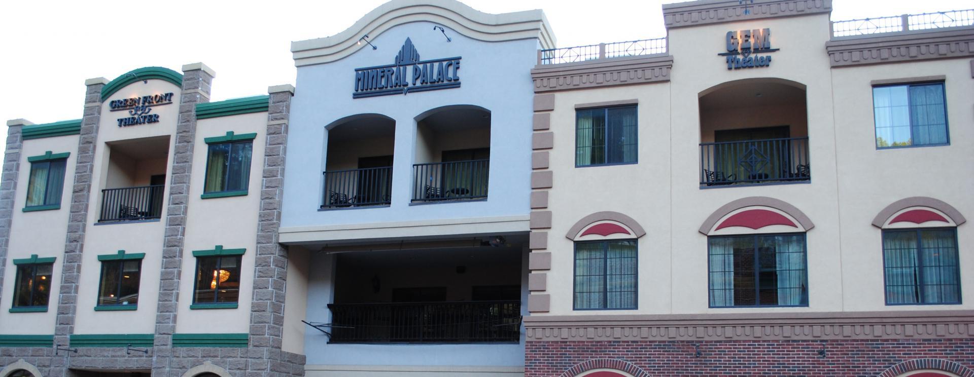 Mineral Palace Hotel & Gaming