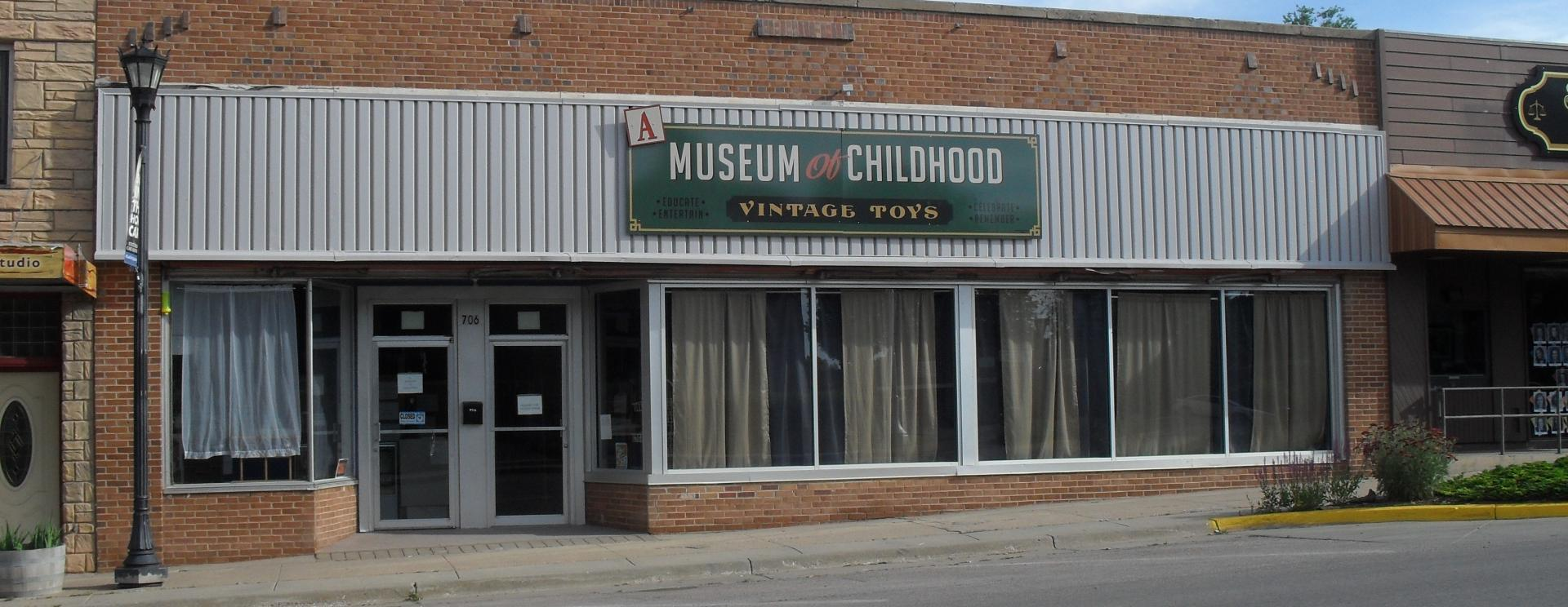 A Museum of Childhood