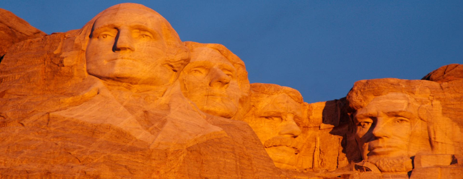 Parks Mount Rushmore National Memorial Black Hills