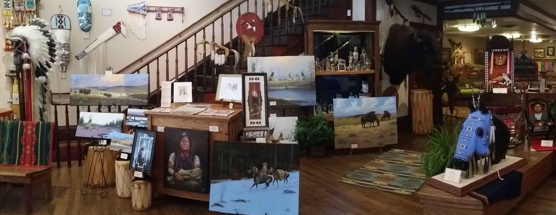 Prairie Edge - Sioux Trading Post