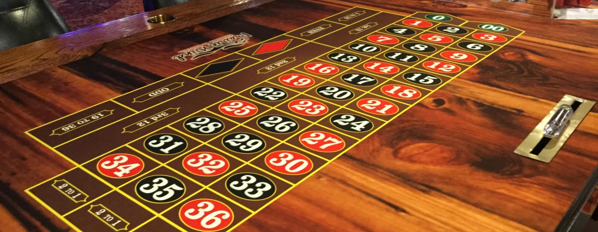 Prairie Wind Casino & Hotel