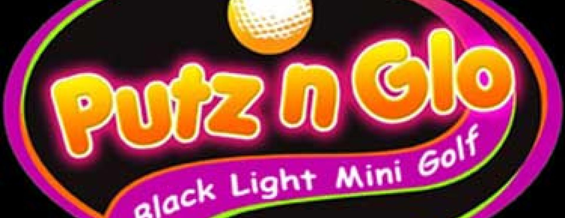 Putz n Glo Black Light Miniature Golf