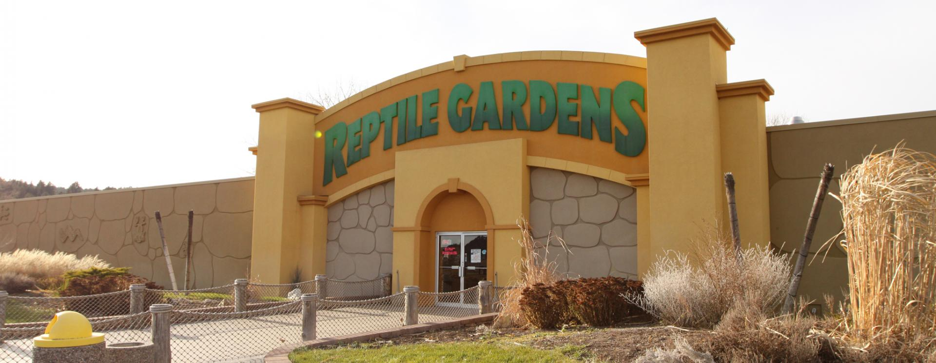 12222 Reptile Gardens Admission