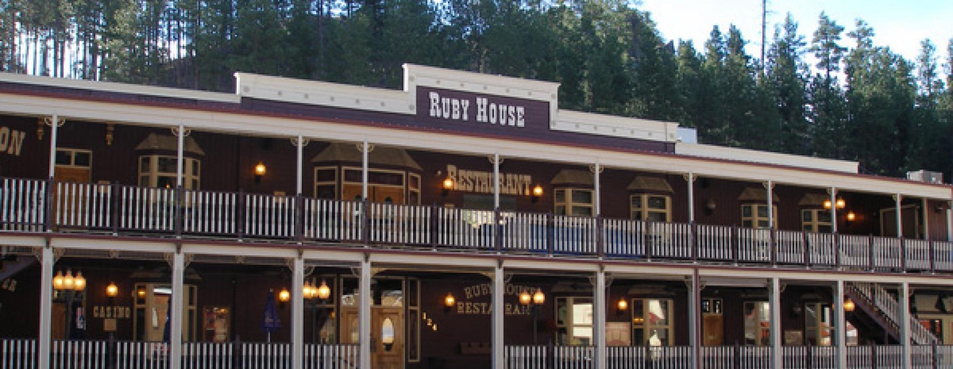 Ruby House Restaurant